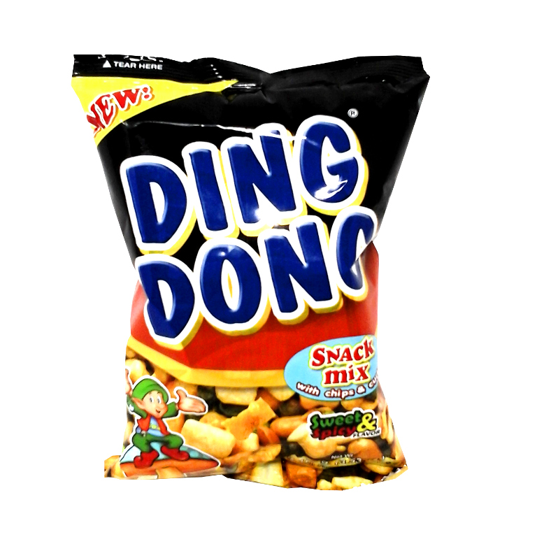 Ding Dong Sweet & Spicy - UNO Foods & Apo Products